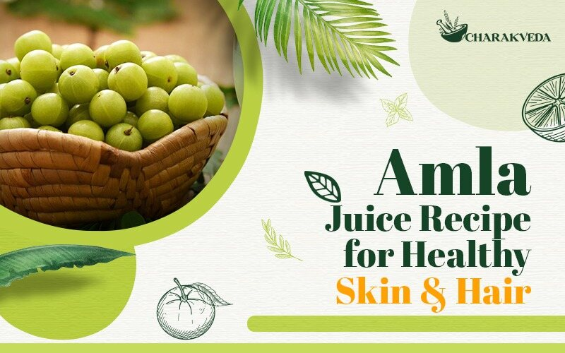 amla juice recipe for skin