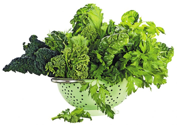 Green Leafy Vegetables To Cleanse Body
