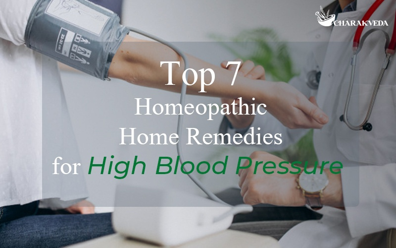 Top 7 Homeopathic Home Remedies for High Blood Pressure