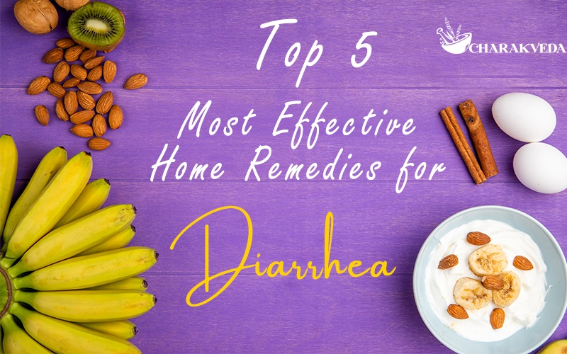 Top 5 Most Effective Home Remedies for Diarrhea