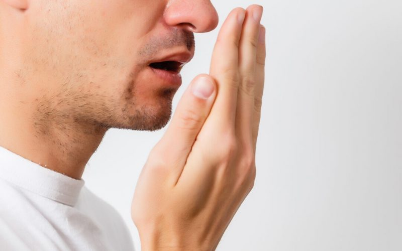 Quick Home Remedy for Bad Breath