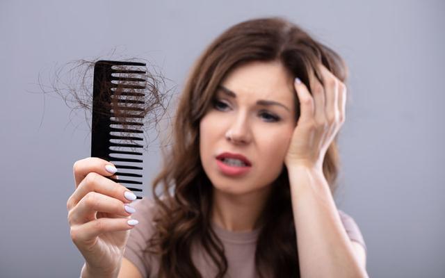 Ahwagandha Reduces hair loss