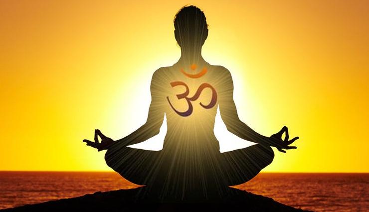 Chanting Mantra to unblock chakras