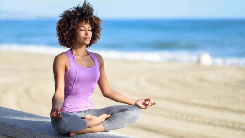 Meditation to unblock chakras